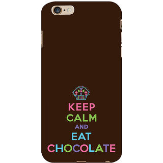 ifasho Nice Quote On Keep Calm Back Case Cover for   6S Plus
