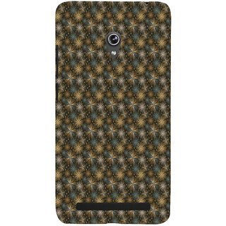 ifasho Animated Pattern design many small flowers  Back Case Cover for Asus Zenfone 5
