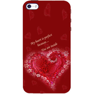 ifasho Love Quotes for love Back Case Cover for   5