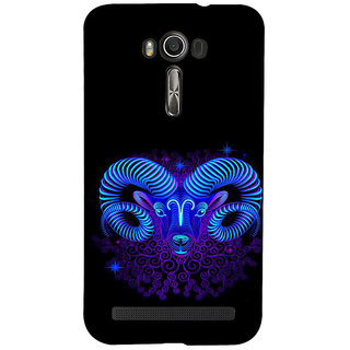 ifasho zodiac sign capricorn Back Case Cover for Asus Zenfone 2 Laser ZE601KL