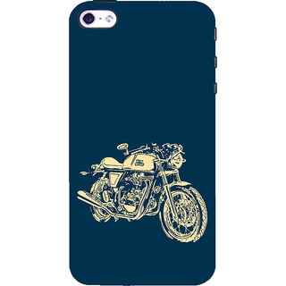 ifasho Fierry Bike Back Case Cover for   5