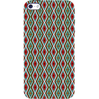 ifasho Animated Pattern colrful 3Daditional design Back Case Cover for Apple iPhone 5