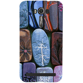 ifasho Rocks with different design Modern Design Back Case Cover for Asus Zenfone 2 Laser ZE601KL