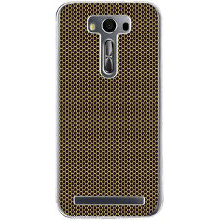 ifasho Modern Art Design Pattern honey Bee case style Back Case Cover for Zenfone 2 Laser ZE500KL