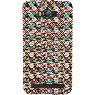 ifasho Animated Pattern design colorful in royal style Back Case Cover for Asus Zenfone Max