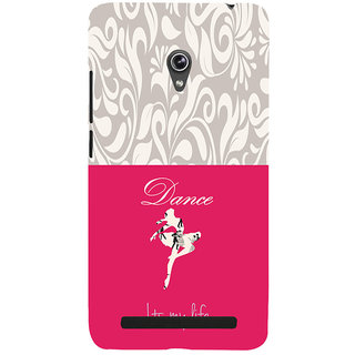 ifasho Dance its my life Back Case Cover for Asus Zenfone 5