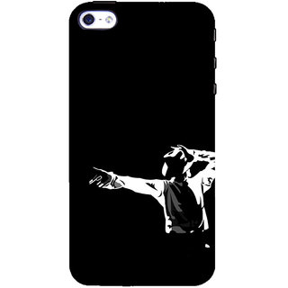 ifasho Young Dancing Boy Back Case Cover for   5