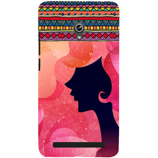 ifasho fashion Girls Back Case Cover for Asus Zenfone 6