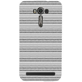 ifasho Animated Pattern colrful 3Dibal design Back Case Cover for Asus Zenfone 2 Laser ZE601KL