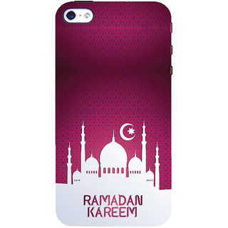 ifasho Ramadan muslim cover Back Case Cover for   5