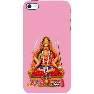 ifasho Santoshi maa Back Case Cover for Apple iPhone 5