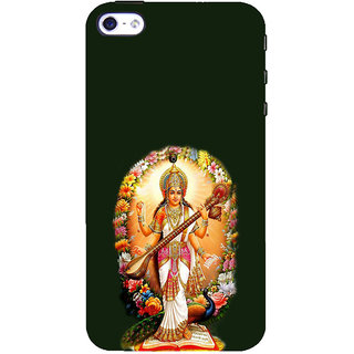 ifasho Goddess Saraswati  Back Case Cover for Apple iPhone 5