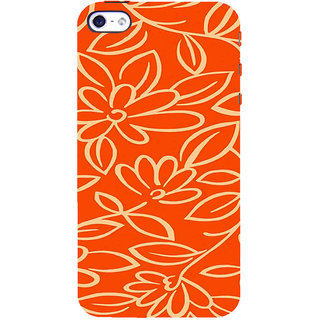 ifasho Animated Pattern colrful 3Daditional design cloth pattern Back Case Cover for Apple iPhone 5