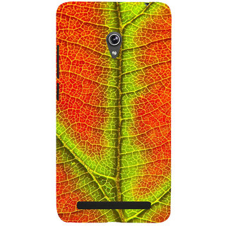 ifasho Leaf Back Case Cover for Asus Zenfone 6