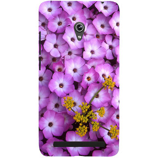 ifasho Pattern colorful flower Back Case Cover for Asus Zenfone 5