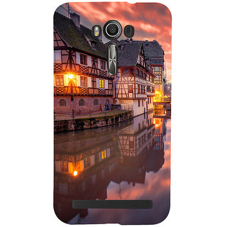 ifasho Venice City Back Case Cover for Asus Zenfone 2 Laser ZE601KL