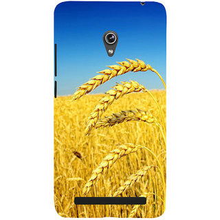 ifasho Rice grown in rice field Back Case Cover for Asus Zenfone 5