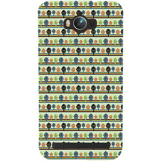 ifasho Animated Pattern colrful 3Dibal design with small 3Dees  Back Case Cover for Asus Zenfone Max