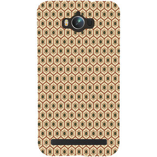 ifasho Animated Pattern colrful 3Dibal design Back Case Cover for Asus Zenfone Max