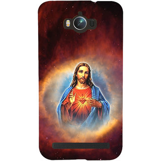 ifasho Jesus christ  Back Case Cover for Asus Zenfone Max
