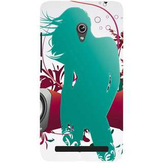ifasho Girl dancing with music box Back Case Cover for Asus Zenfone 6