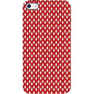ifasho Animated Pattern design in pearl  Back Case Cover for   5