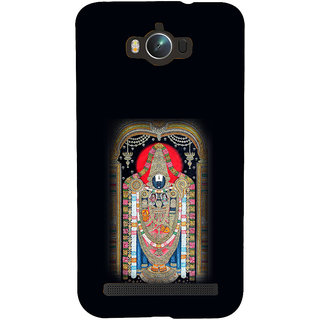 ifasho Tirupati Balaji Back Case Cover for Asus Zenfone Max