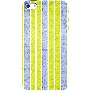 ifasho Design lines pattern Back Case Cover for Apple iPhone 5