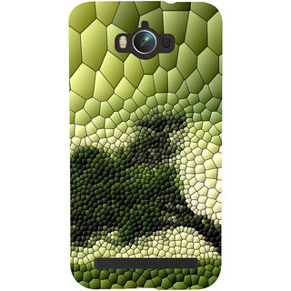 ifasho Modern  Design animated crocodile skin Back Case Cover for Asus Zenfone Max