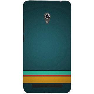 ifasho Modern Art Back Case Cover for Asus Zenfone 5