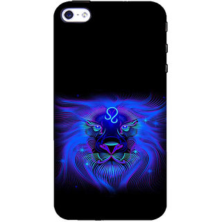 ifasho zodiac sign leo Back Case Cover for Apple iPhone 5
