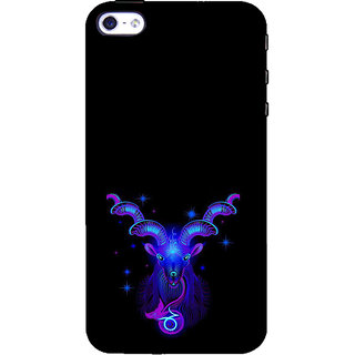 ifasho zodiac sign aries Back Case Cover for Apple iPhone 5