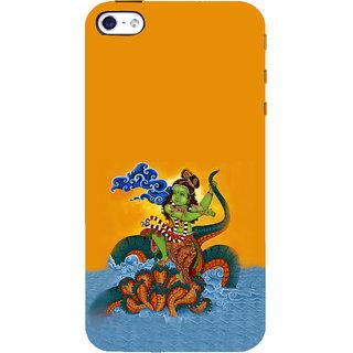 ifasho krishna Dancing on kalia serpant Back Case Cover for Apple iPhone 5