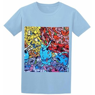 Snoby Digital Printed T-shirt