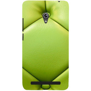 ifasho leather pattern sofa style Back Case Cover for Asus Zenfone 6