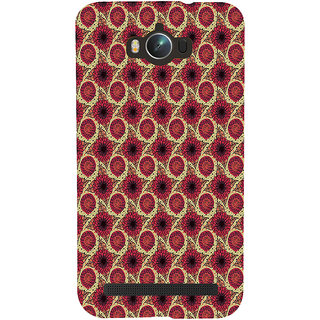 ifasho Animated Pattern design flower with leaves Back Case Cover for Asus Zenfone Max