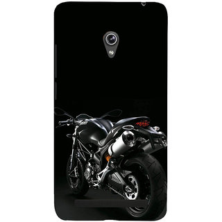 ifasho Sports Bike  Back Case Cover for Asus Zenfone 6