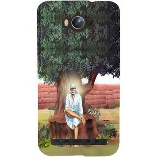 ifasho Shirdi wale Sai Baba Back Case Cover for Asus Zenfone Max