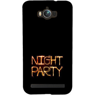 ifasho Night party Back Case Cover for Asus Zenfone Max