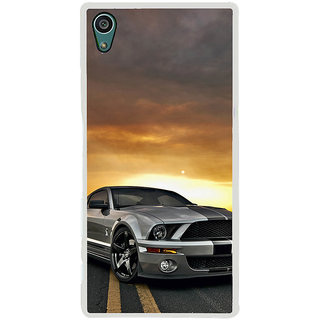 ifasho Wow car Back Case Cover for Sony Xperia Z5