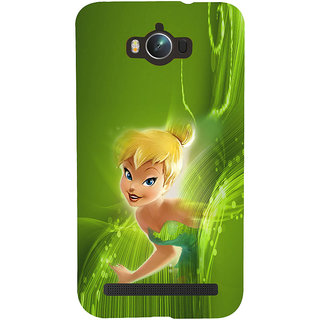 ifasho Cute Girl animated Back Case Cover for Asus Zenfone Max