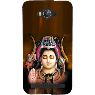 ifasho Lord siva Back Case Cover for Asus Zenfone Max