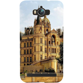 ifasho Historic Place Back Case Cover for Asus Zenfone Max