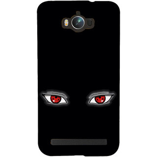 ifasho Cartoon Eyes Back Case Cover for Asus Zenfone Max
