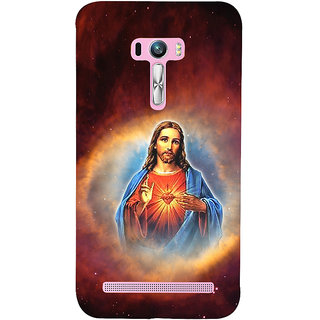 ifasho Jesus christ  Back Case Cover for Asus Zenfone Selfie