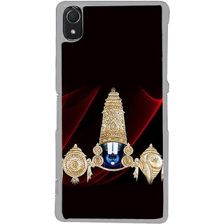 ifasho Lord Balaji Back Case Cover for Sony Xperia Z3