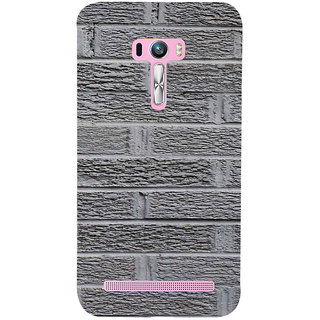 ifasho Brikcs Modern Design Back Case Cover for Asus Zenfone Selfie