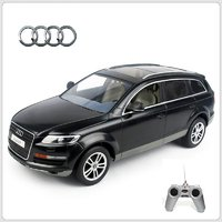 AUDI Q7 RECHARGEABLE RC CAR WITH FULL FUNCTIONAL REMOTE