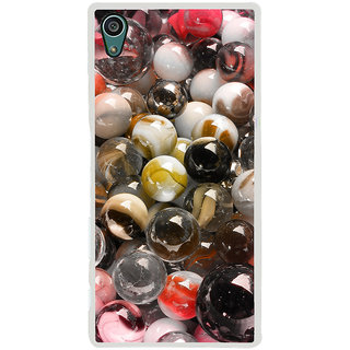 ifasho kancha pattern Back Case Cover for Sony Xperia Z5