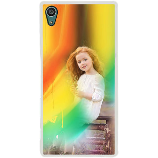 ifasho Girl playing Back Case Cover for Sony Xperia Z5
